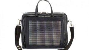 borse pannelli solari eco design
