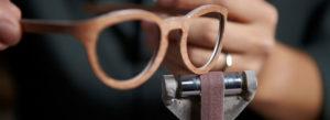 occhiali eco design